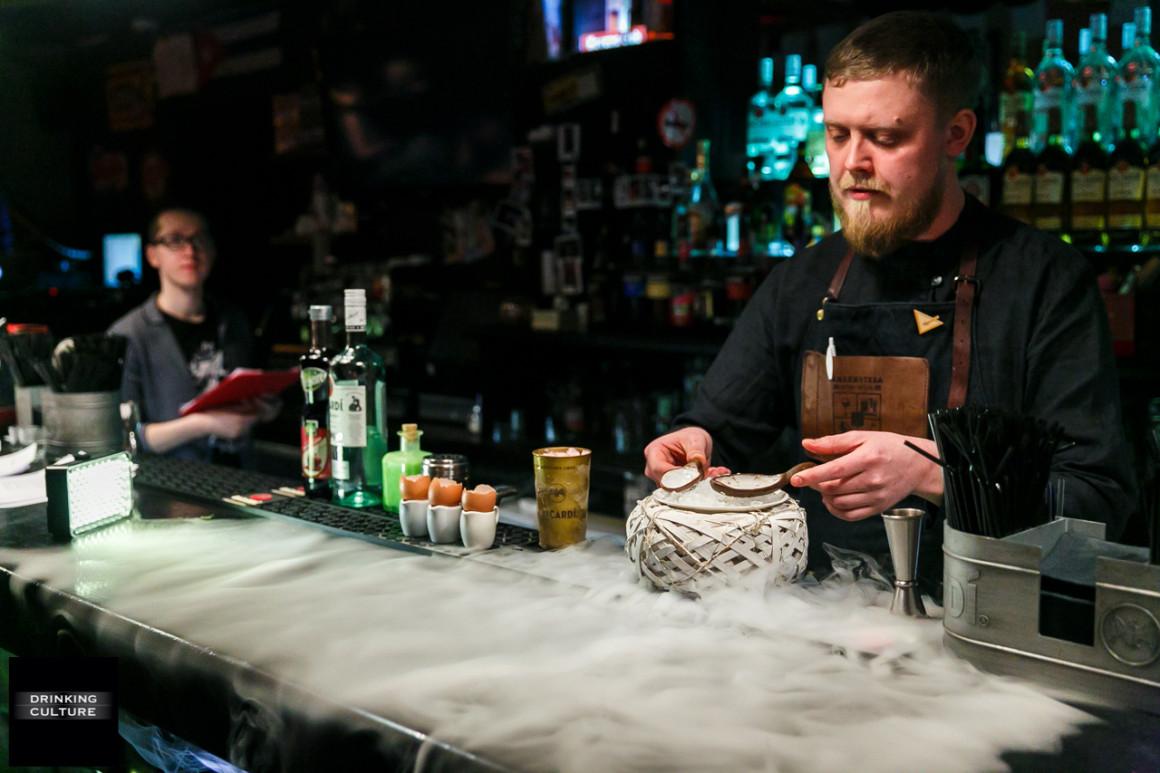 конкурс барменов, петербург