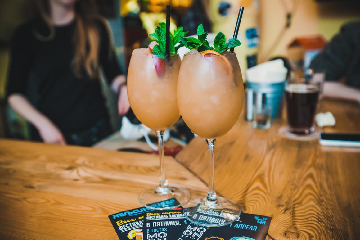 фестиваль коктейлей в helsinkibar