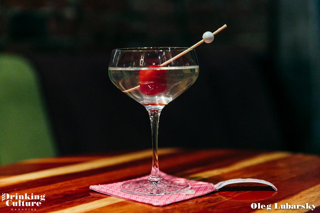 Гимлет коктейль
