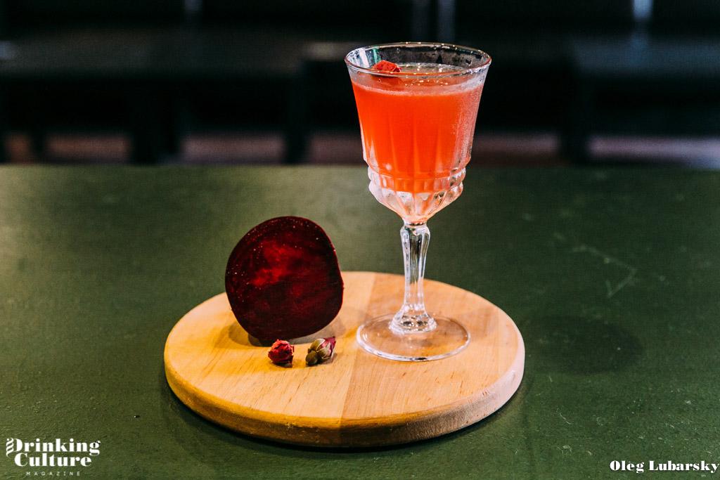 huligan bar minsk cocktail berry beet-10