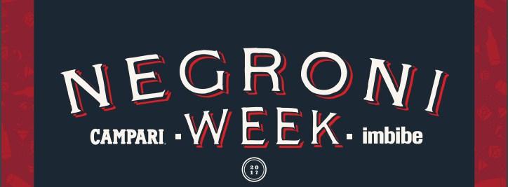 Negroni Week в России