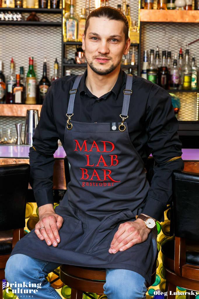 Mad Lab Bar, Дмитрий Кузнецов
