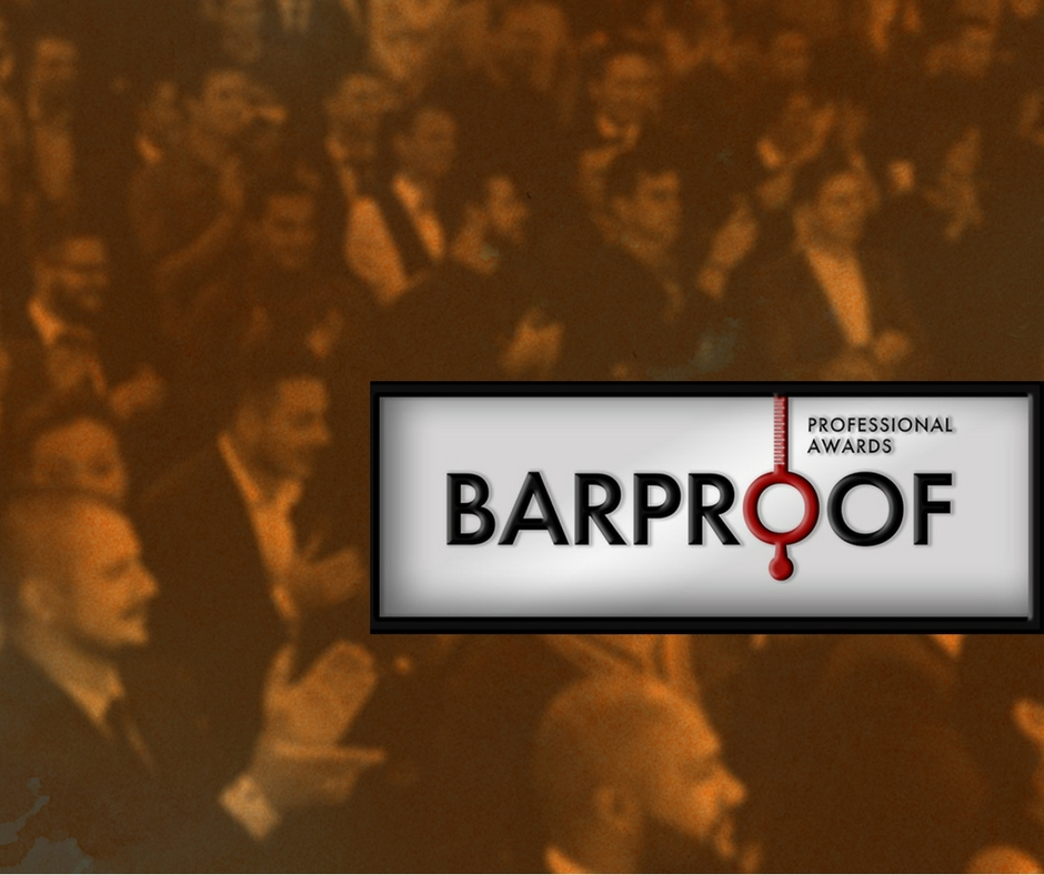Barproof Awards 2017