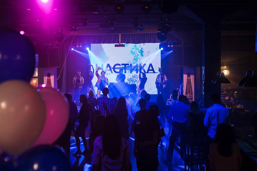 клуб градусы в Екатеринбурге