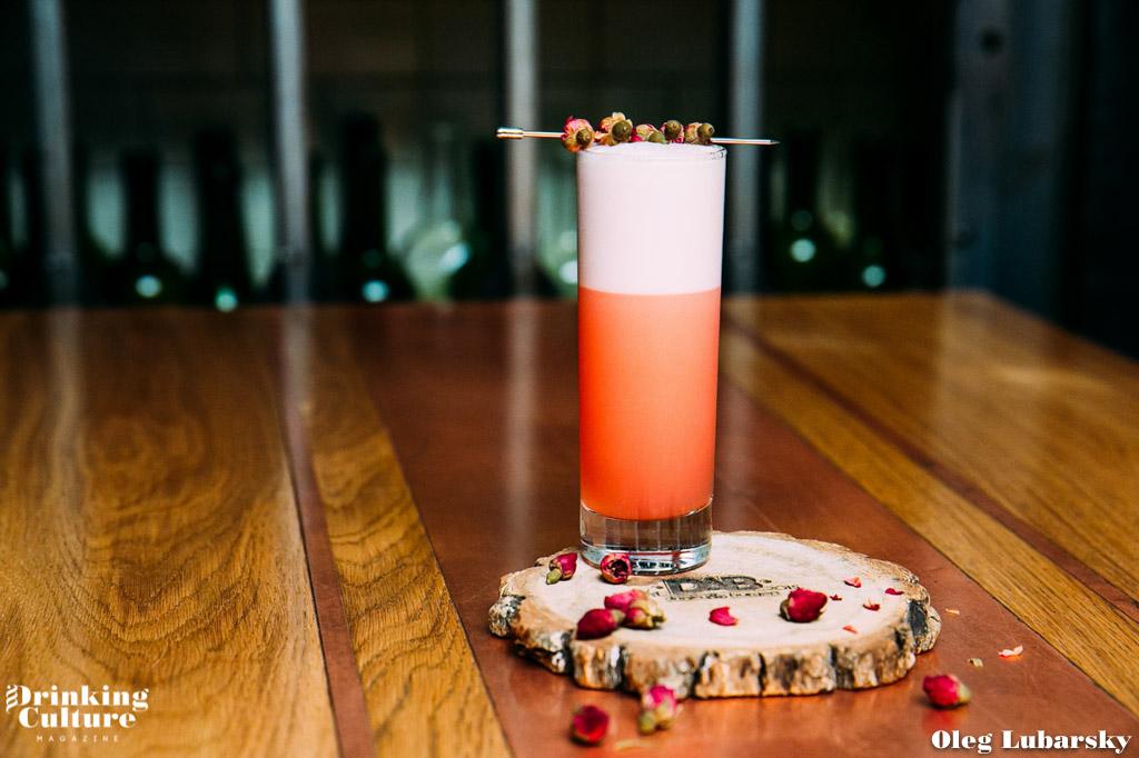 коктейль с самбукой