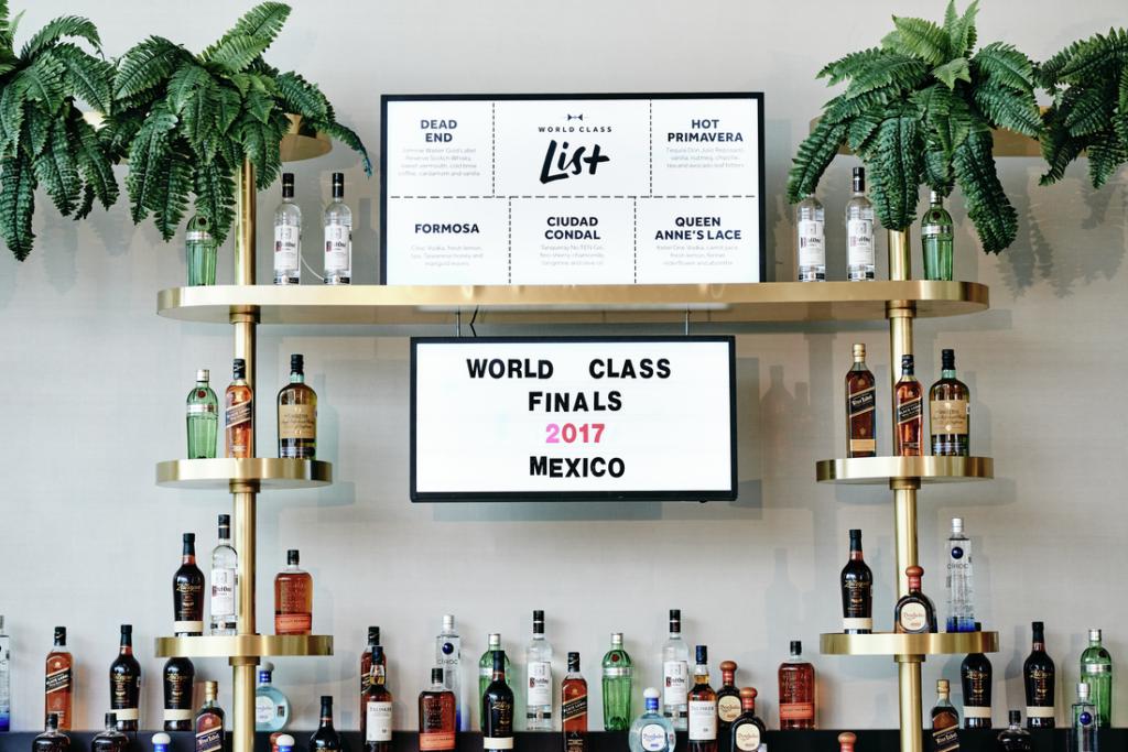 бар для соревнований, Мексика, 2017 год