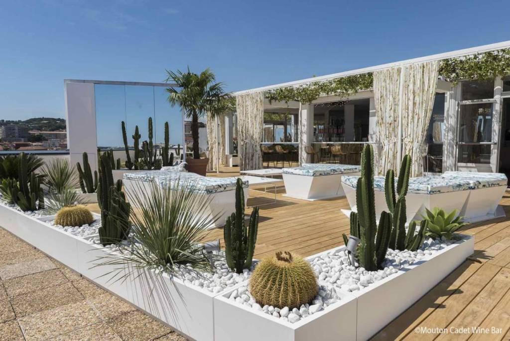 Mouton Cadet Wine Bar – the terrace 1