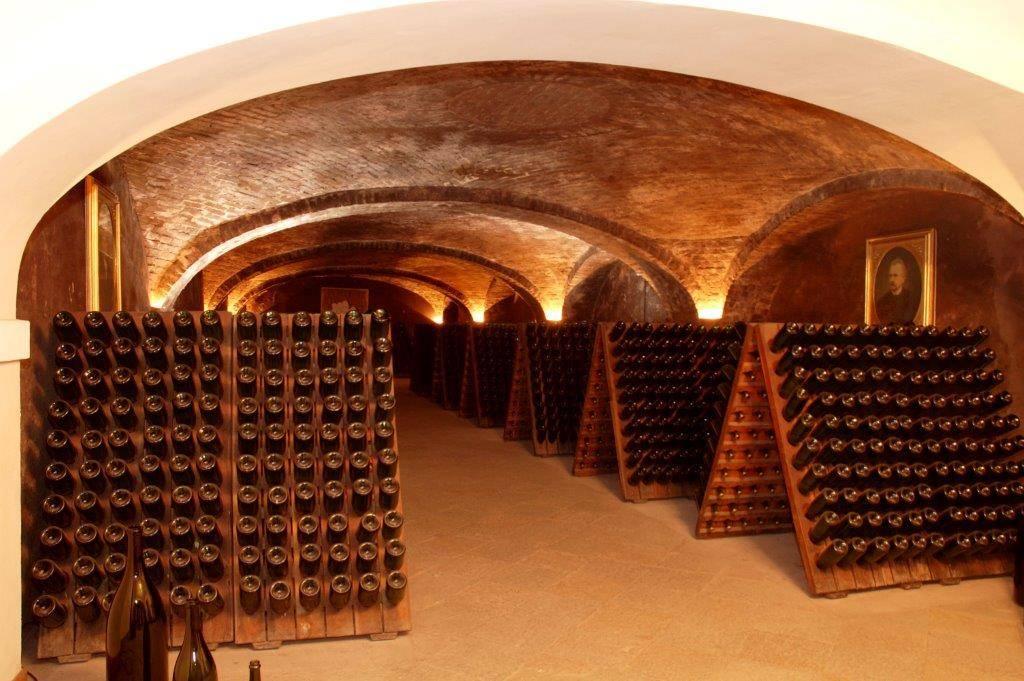 Gancia UNESCO cellars