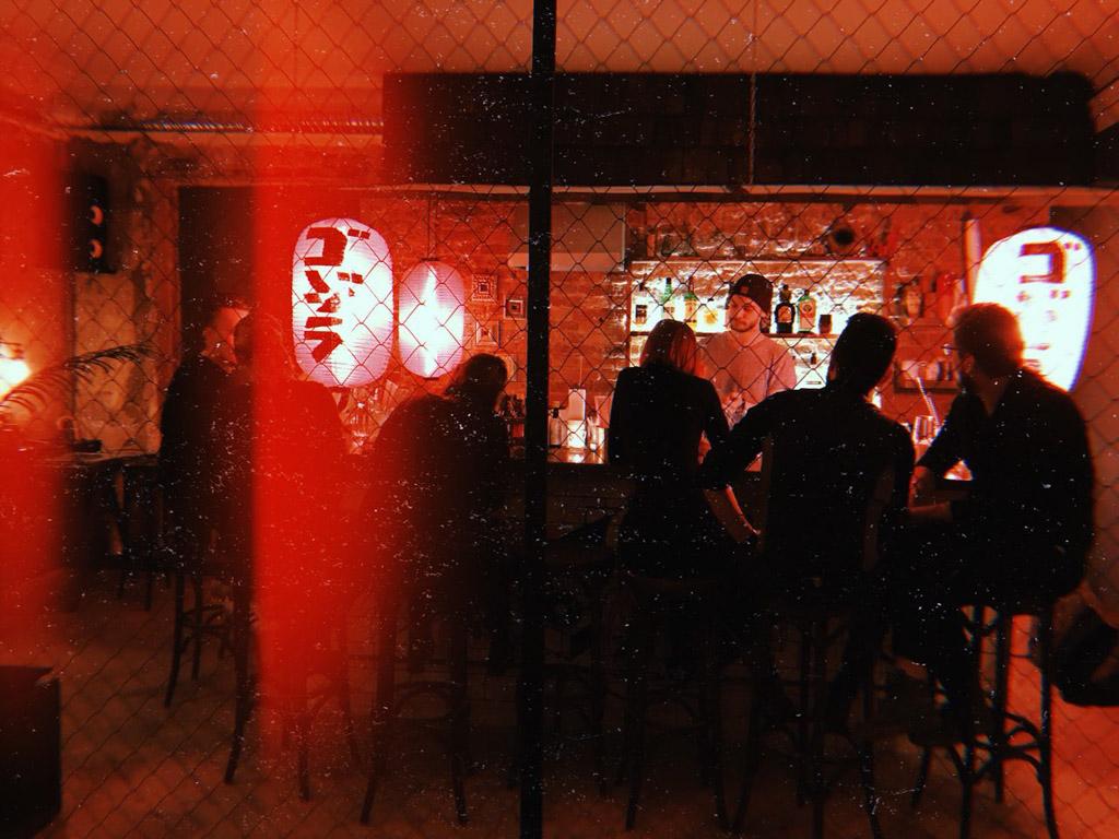 Gojira Bar