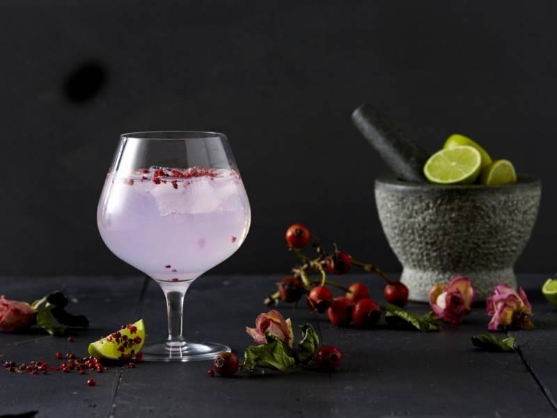 коктейли с джином