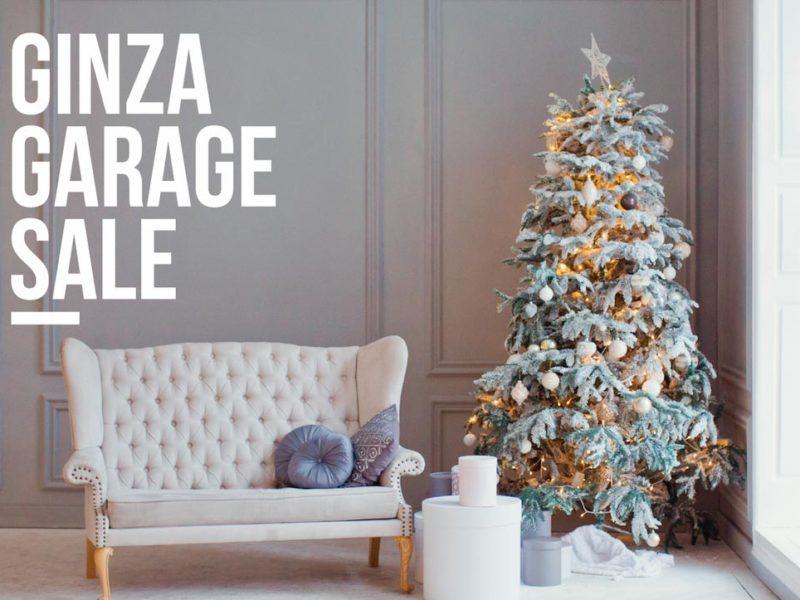 Garage Sale by Ginza